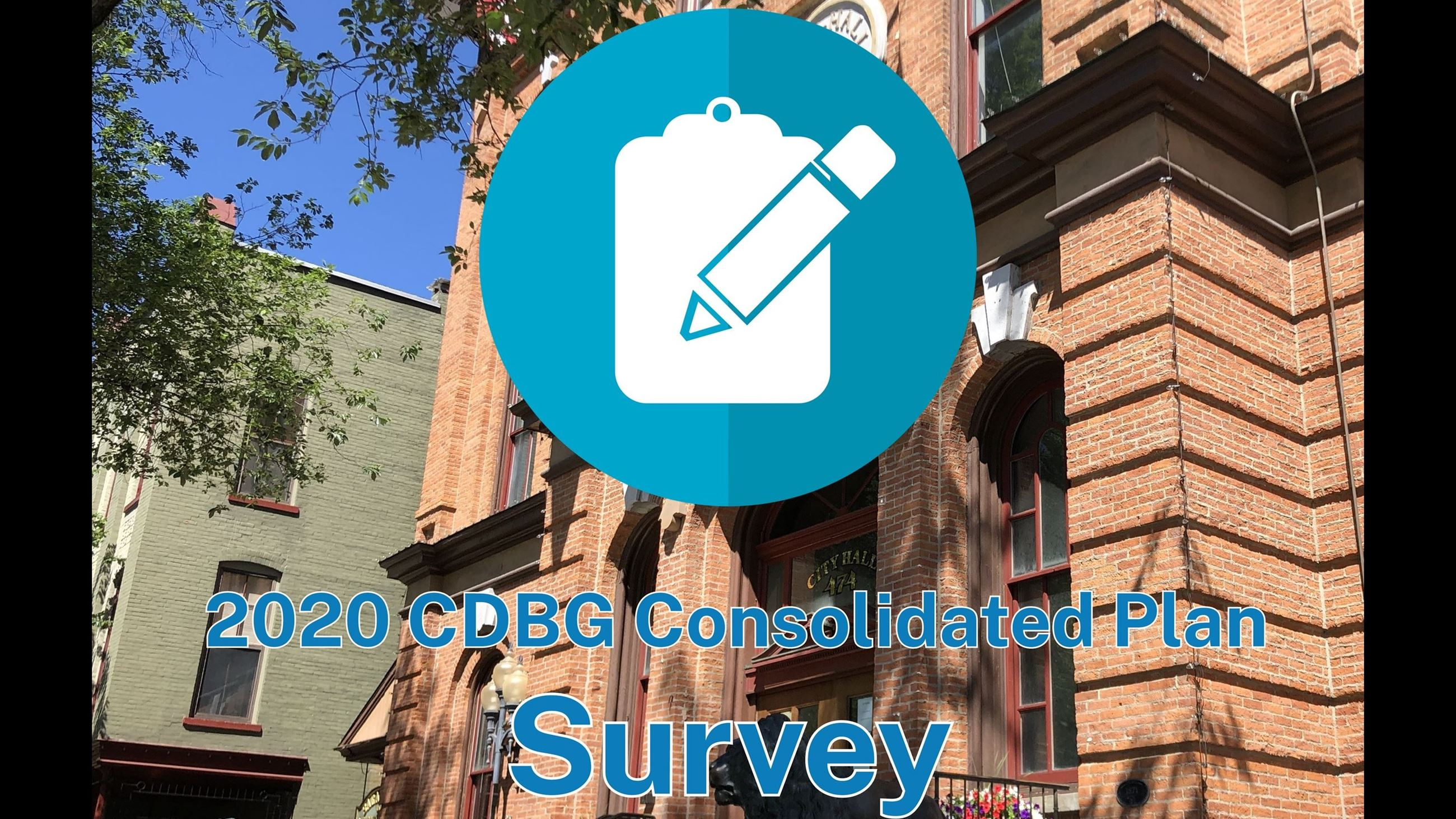 2020 Consolidated Plan Survey  Final