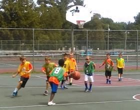 Boys Summer Bball Clinic 1