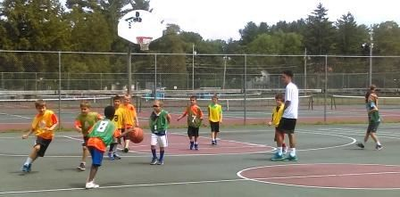 Boys Summer Bball Clinic 1B