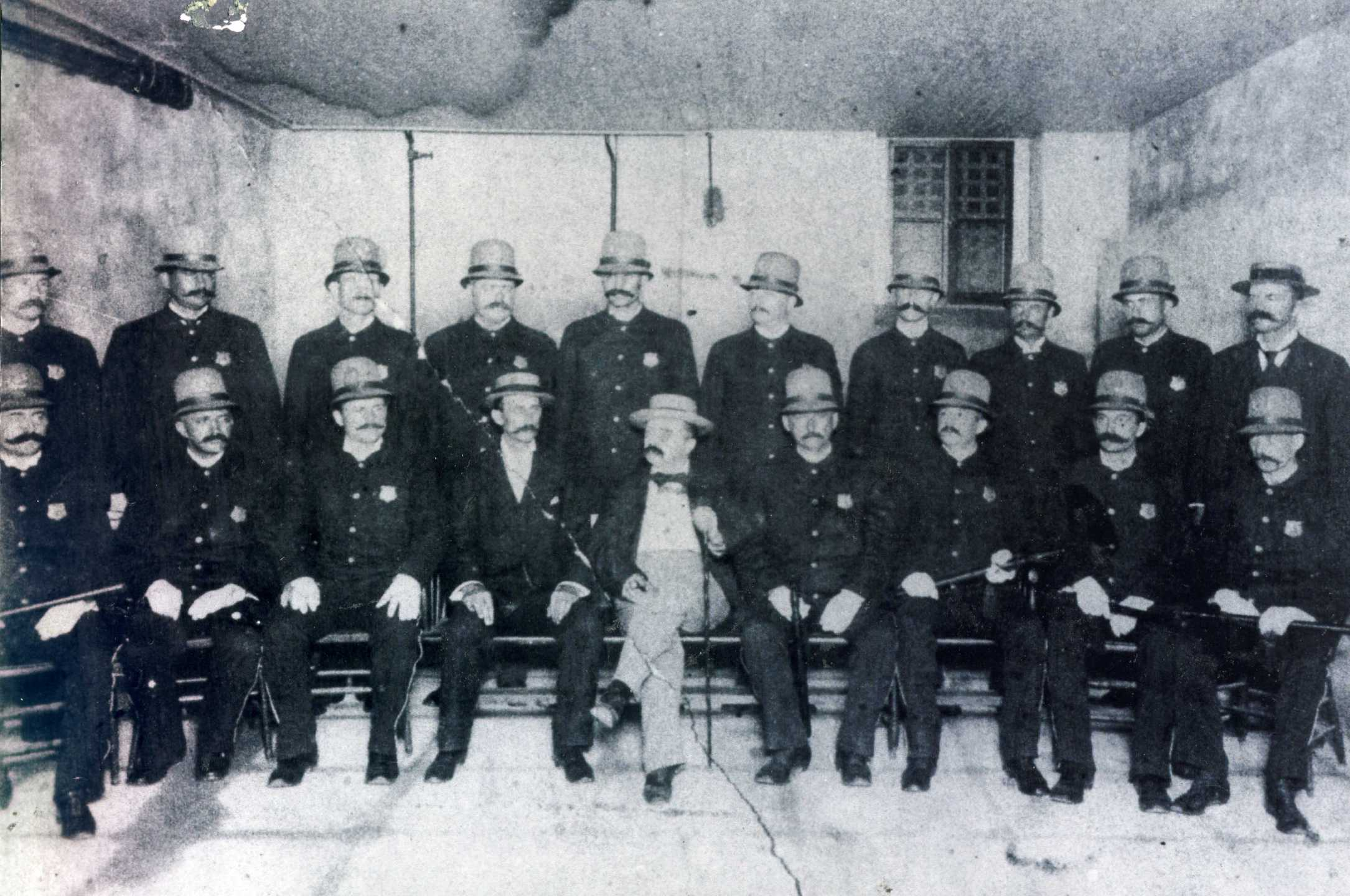 1800s Police Force